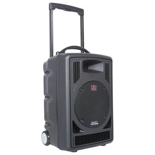Galaxy Audio Used - Galaxy Audio TV10 Portable Speaker with Audio Link Transmitter and Speaker
