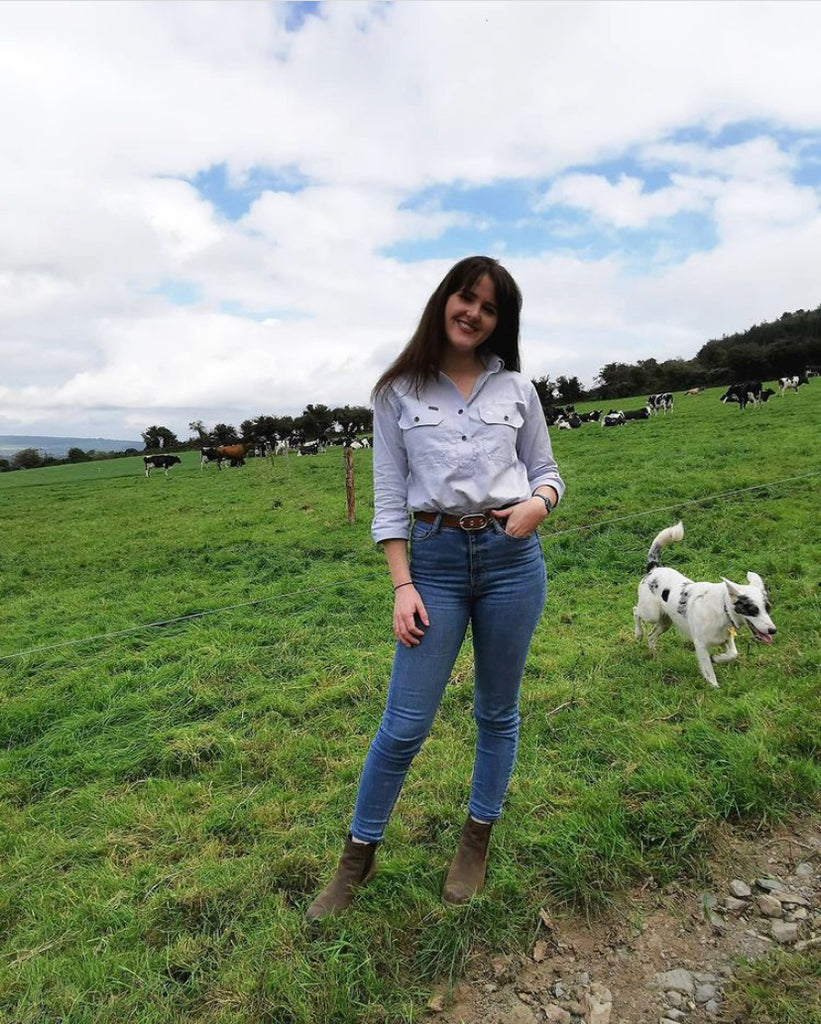 Maighréad Barron - Leasing a dairy farm at 24 years of age.