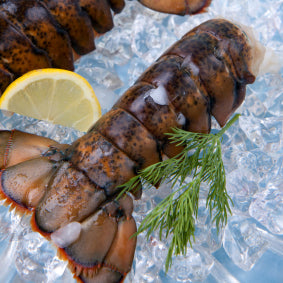 Frozen Wild Caught Lobster Tails