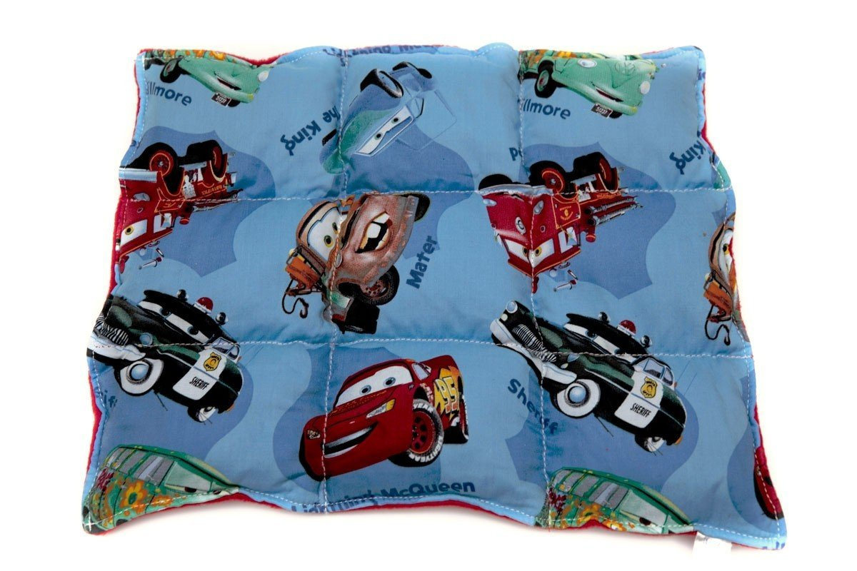 Weighted Printed Lap Pad - Cars