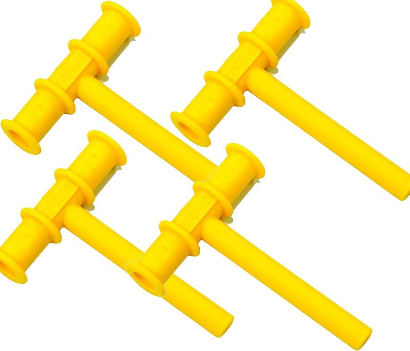 Yellow Chewy Tubes