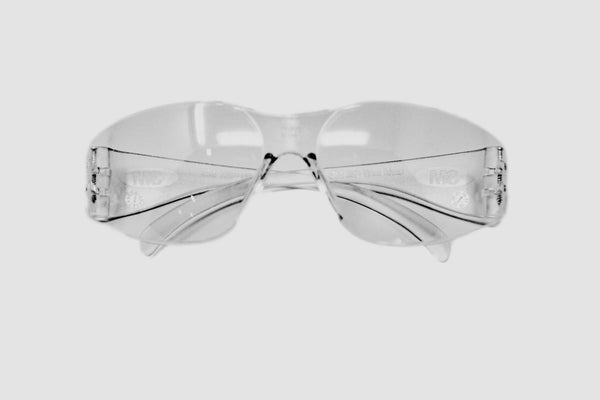 All day Comfort Safety Glasses, Clear, Anti Fog 11329