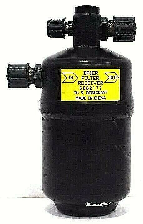 AC Receiver Drier for Caterpillar Hyster and Sennebogen 60-1-0017