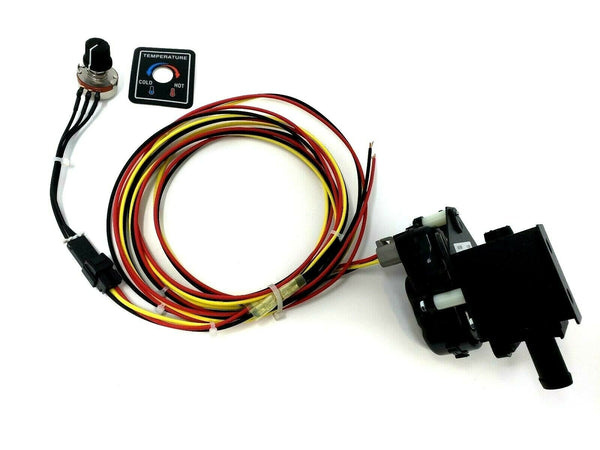 Electric Water Valve Heater Control Kit for 12v and 24v 72R7115