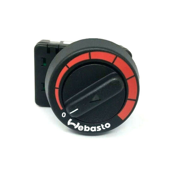 Webasto Temperature Control Rheostat for Air Heaters 5010068A