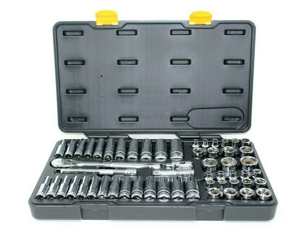 "Gearwrench Socket Set, 3/8"" Drive, Metric and Standard, 56 Pieces KDT80550XP"