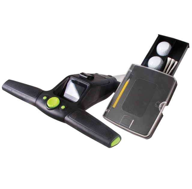 electric golf caddy accessories
