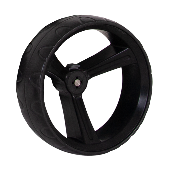 ZIP X1 REAR WHEEL 15MM AXLE - BLACK RIGHT