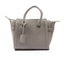 Smart grey tote bag for women - Lt.Grey