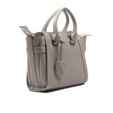 Smart grey tote bag for women - Lt.Grey - Bags & Accessories - Pavers England