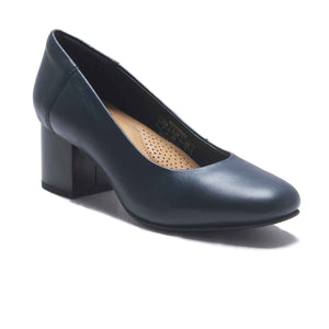 Nancy Women's Block Heeled Pumps - Heels - Pavers England