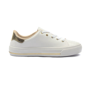Women's Sneakers - White - Sneakers - Pavers England