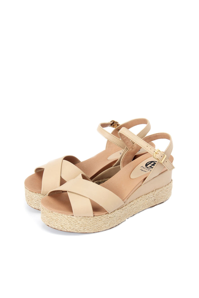 Slingback Wedges Espadrilles Sandals