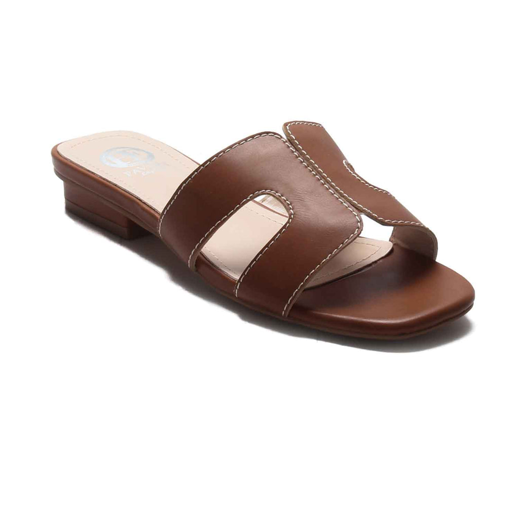 Monica Women's Low Heel Mules - Mules - Pavers England
