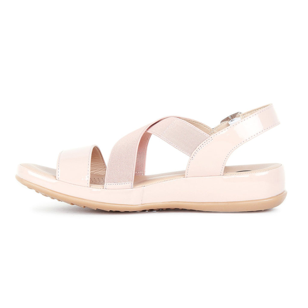 PU Sandals for Women - Pink - Sandals - Pavers England