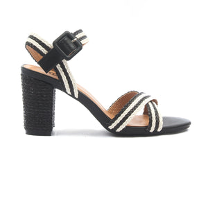 PU Sandals with Heel for Women - Sandals - Pavers England