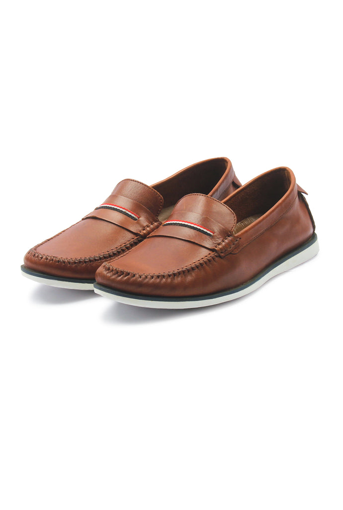 Men's Penny Loafers - Shoe Slip-on - Pavers England