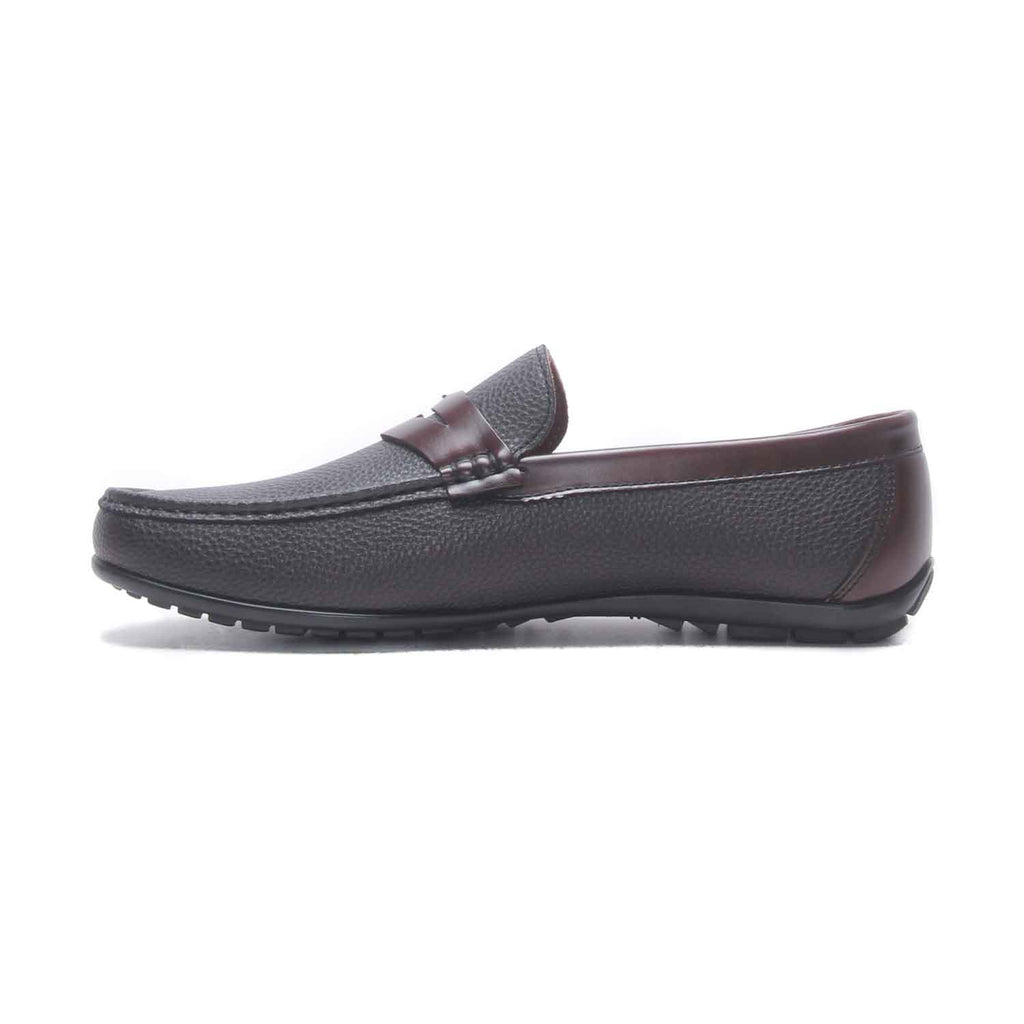 James Men's Casual Penny Loafers - Moccasins - Pavers England