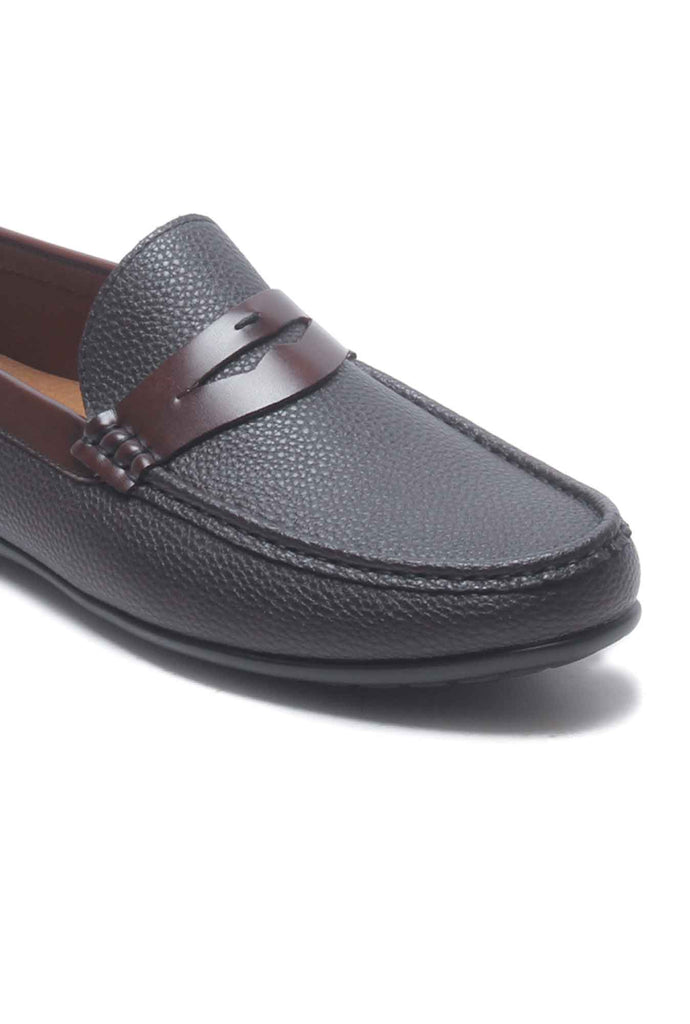 James Men's Casual Penny Loafers