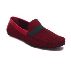 Bob Men's Casual Moccasins - Moccasins - Pavers England
