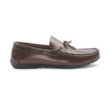 Men's Tassel Loafers for Formal Wear - Coffee - Moccasins - Pavers England