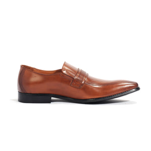 Leather Formal Loafers For Men