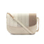 Women's Saddle Sling Bag-Beige