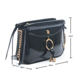 Women's Shiny Sling Bag
