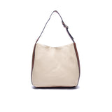 Women's Hobo Bag-Beige - Bags & Accessories - Pavers England