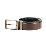 Leather Reversible Formal/Casual Waist Belt for Men - Belts - Pavers England