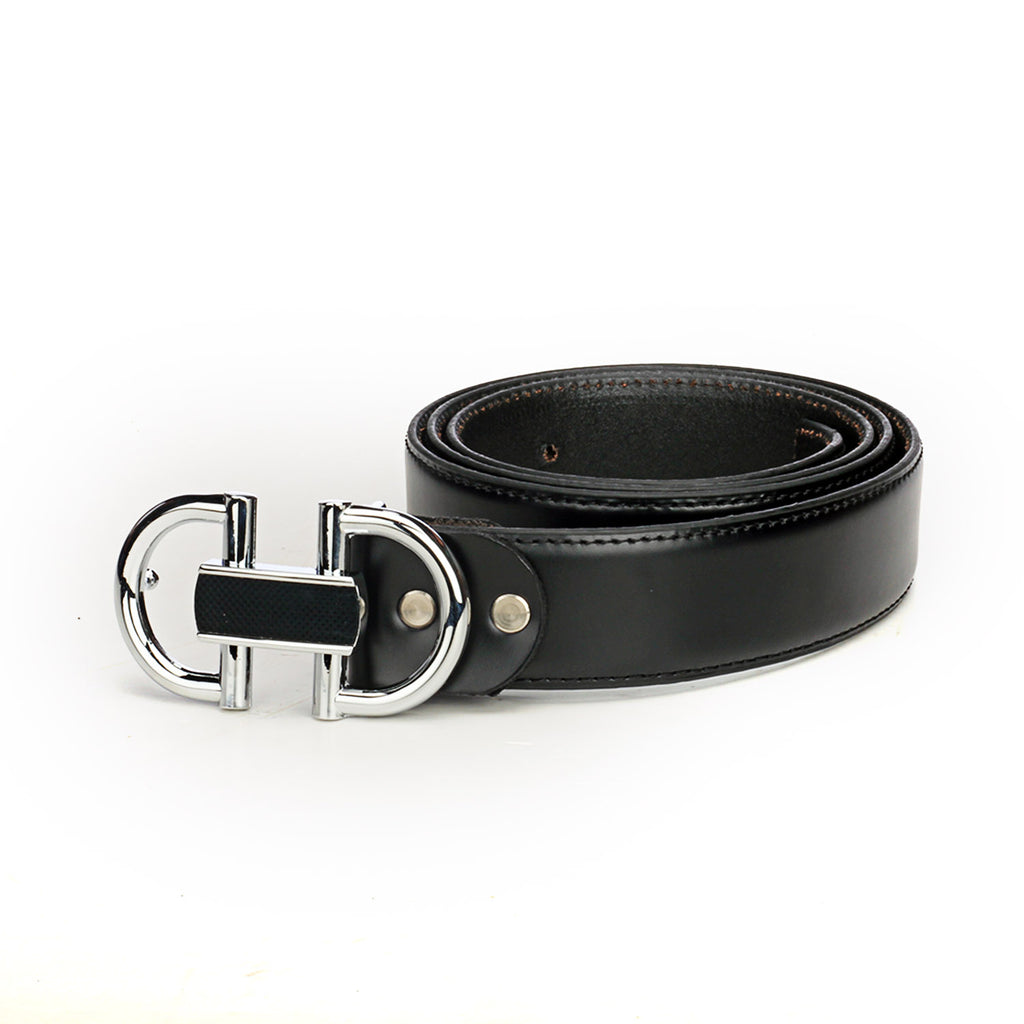 Solid Leather Waist Belt for Men - Bags & Accessories - Pavers England