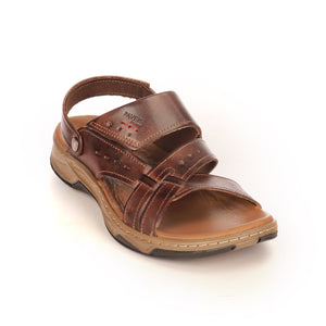 Walking Sandals for Men - Brown - Sandals - Pavers England