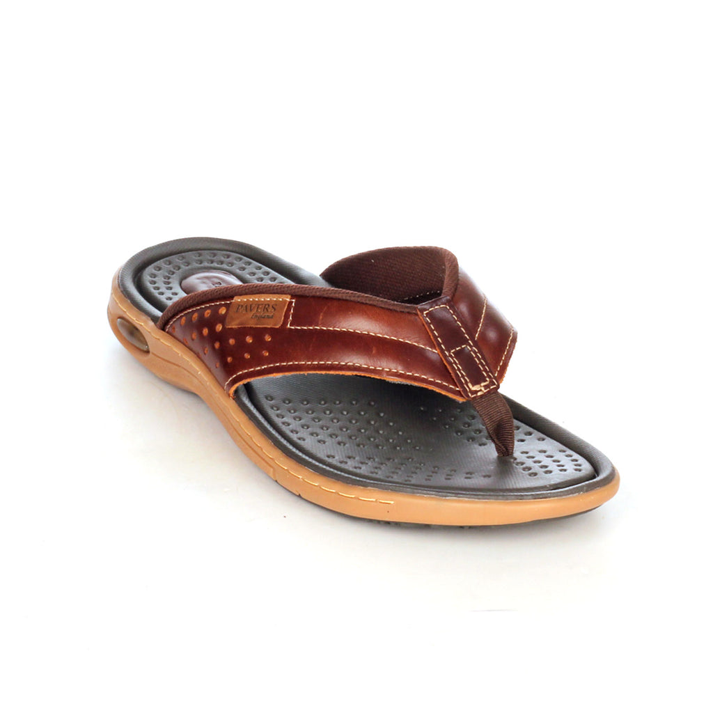 Pavers England Toe Post Casual Sandals
