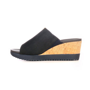 Women's Leather Mules with High Heel for Casual / Formal use