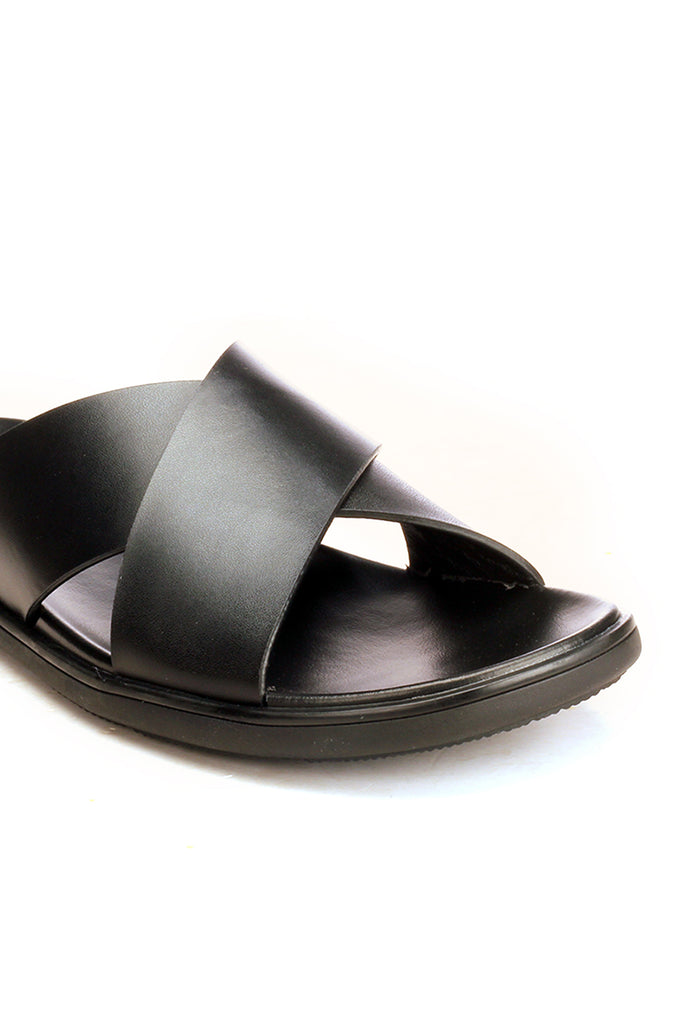 Formal Mules For Men -Black - Mules - Pavers England