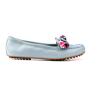 Women's Full Shoe - Blue - Full Shoes - Pavers England