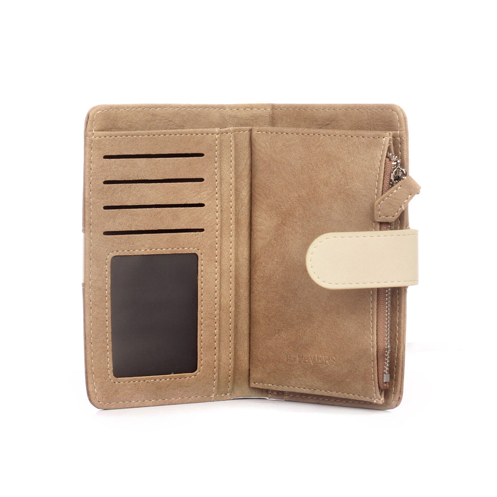 Large wallet with panel detailing - Wallets - Pavers England