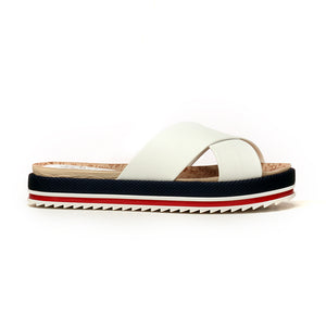 Casual Flat Mules for Women - Open Mules - Pavers England