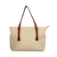 Pastel oversized totes with mid-length sling