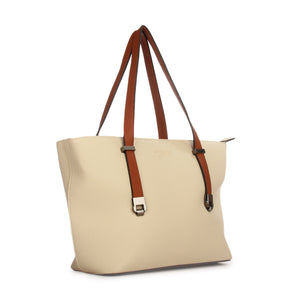 Pastel oversized totes with mid-length sling - Shoulder Bags - Pavers England