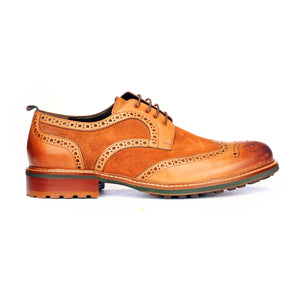 Wingtip Brogues For Men - Lace ups - Pavers England