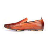 Formal Driving Shoes For Men - Slipon - Pavers England