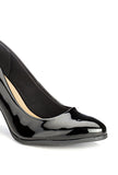 Pumps with Block Heels - Black - Heels - Pavers England