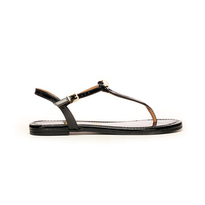 Ankle Strap Sandals with Blings for Women - Casual - Pavers England