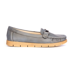 Loafers for your Everyday Needs-Navy - Full Shoes - Pavers England