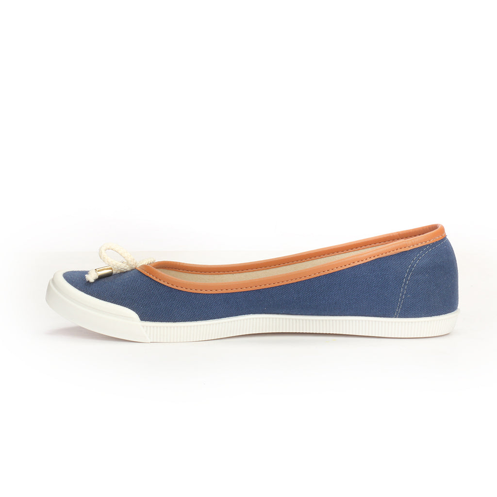 Women's Full Shoe - Navy - Pumps - Pavers England