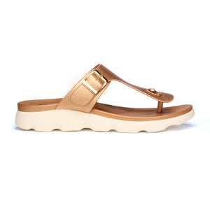 Casual Toeposts for Women-Nude - Toeposts - Pavers England