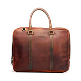 Formal / Casual Leather Handbag for Men - Bags & Accessories - Pavers England