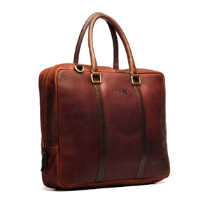 Formal / Casual Leather Handbag for Men - Bags - Pavers England
