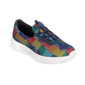 Textile Slip-ons for Women for Casual / College Look